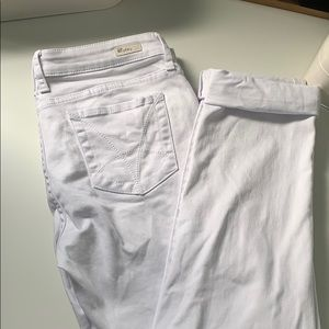 Kut from the Kloth White Jeans NEW